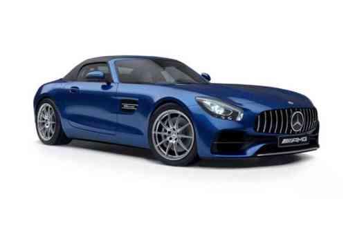 Mercedes 2 Door Roadster  Amg Gt Auto 4.0 Petrol