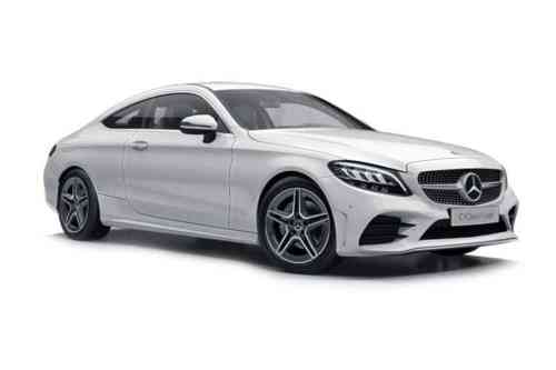 Mercedes C180 Coupe  Amg Line 1.6 Petrol