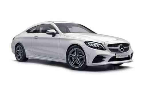 Mercedes C180 Coupe  Amg Line Premium Auto 1.6 Petrol