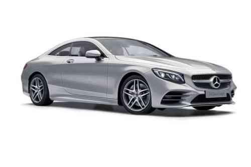 Mercedes S560 Coupe  Amg Line Premium Auto 4.0 Petrol