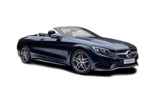 Mercedes S560 Cabriolet  Amg Line Premium Auto 4.0 Petrol