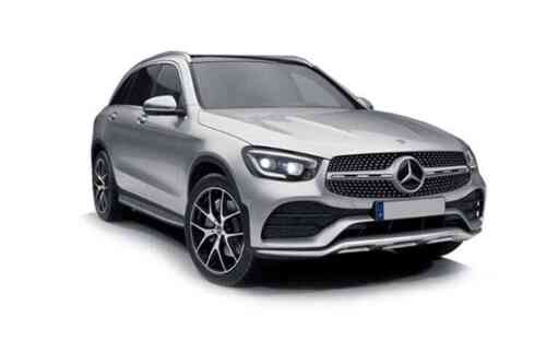Mercedes Glc300 Estate  Sport 9g-tronic+ 4matic 2.0 Petrol