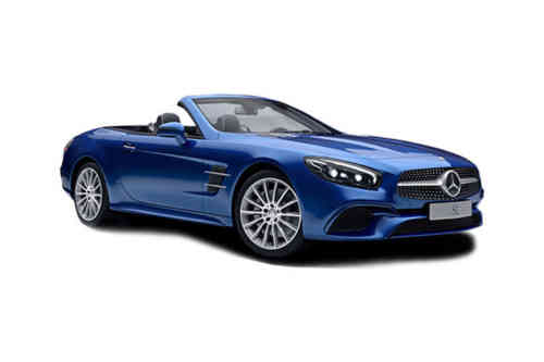 Mercedes Sl500 Roadster  Grand Edition 9g-tronic Plus 4.7 Petrol