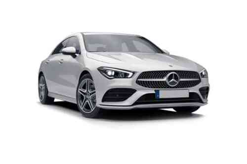 Mercedes Cla 180 Coupe  Amg Line Premium Plus Auto 1.3 Petrol