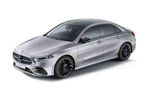 Mercedes A180 4 Door Saloon  Amg Line Auto 1.3 Petrol