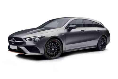 Mercedes Cla 200 Shooting Brake  Amg Line Premium Auto 1.3 Petrol