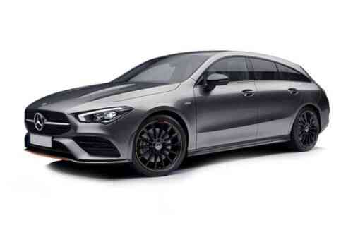 Mercedes Cla 200 Shooting Brake  Amg Line Premium Plus Auto 1.3 Petrol