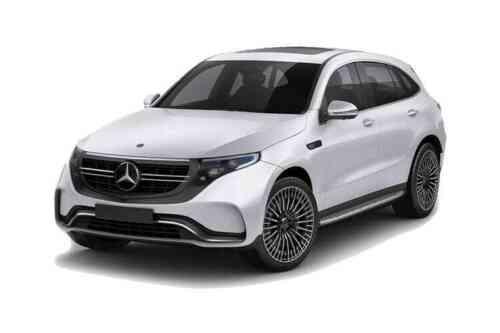 Mercedes Eqc 400 Suv 408hp Amg Line Premium Auto 4matic  Electric