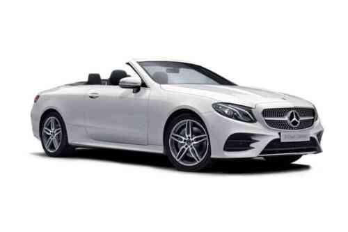Mercedes E350 Cabriolet  Amg Line Ned Premium Plus Auto 2.0 Petrol