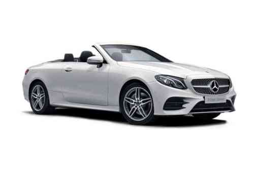 Mercedes E300d Cabriolet  Amg Line Ned Premium Plus Auto 2.0 Diesel