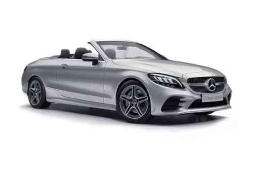 Mercedes C180 Cabriolet  Amg Line Premium Plus Auto 1.6 Petrol