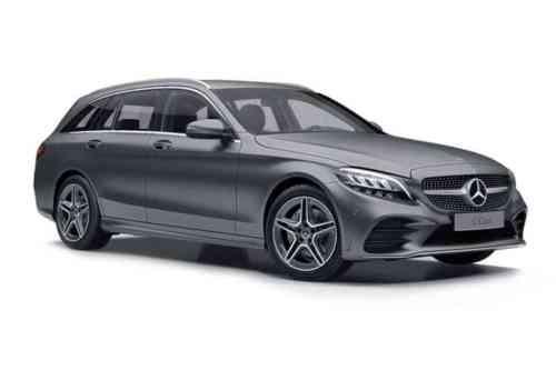 Mercedes C200 Estate  Amg Line Night Edition Premium Auto 1.5 Petrol