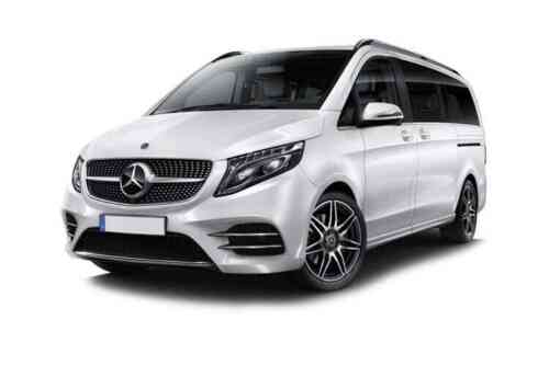 Mercedes V220d Extra Long  Amg Line 9g-tronic Plus 2.0 Diesel