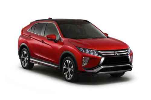 Mitsubishi Eclipse Cross 5 Door Hatch  3 Cvt 4drive 1.5 Petrol