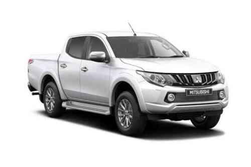 Mitsubishi L200 Pick Up Di-d Warrior Double Cab 4drive Auto 2.4 Diesel