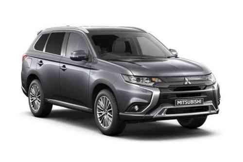 Mitsubishi Outlander Commercial  Auto 2.0 Petrol