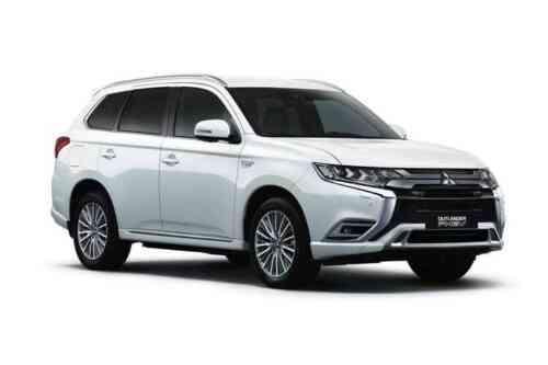 Mitsubishi Outlander 5 Door  Phev 4hs Auto 2.4 Plug In Hybrid Petrol