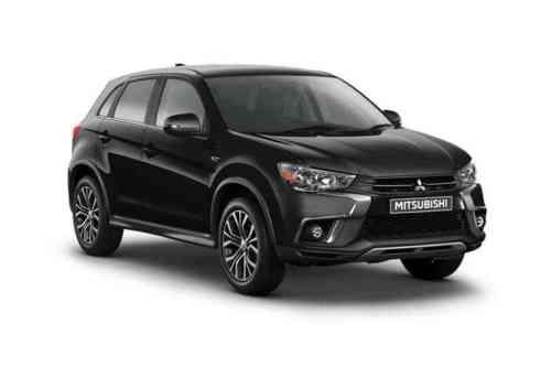 Mitsubishi Asx 5 Door Estate  Asx Black 1.6 Petrol
