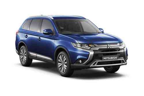 Mitsubishi Outlander 5 Door  Exceed Auto 2.0 Petrol