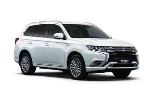 Mitsubishi Outlander 5 Door  Phev Verve Auto 2.4 Plug In Hybrid Petrol