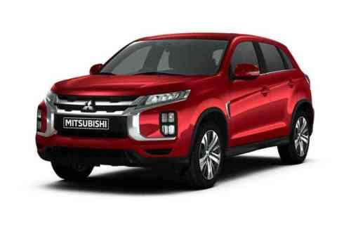 Mitsubishi Asx 5 Door Estate  Exceed Cvt 4drive 2.0 Petrol