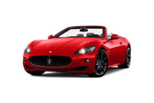 Maserati Grancabrio Convertible  V8 Auto 4.7 Petrol