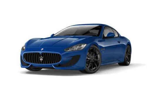 Maserati Granturismo Coupe  V8 Sport Mc Auto Shift 4.7 Petrol