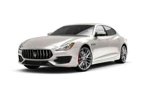 Maserati Quattroporte  V8 Gransport Gts Auto 3.8 Petrol