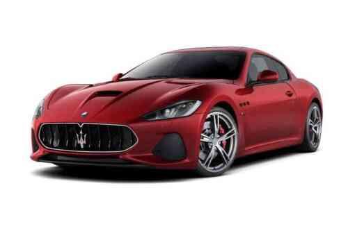 Maserati Granturismo Coupe  Sport Mc-shift Auto 4.7 Petrol