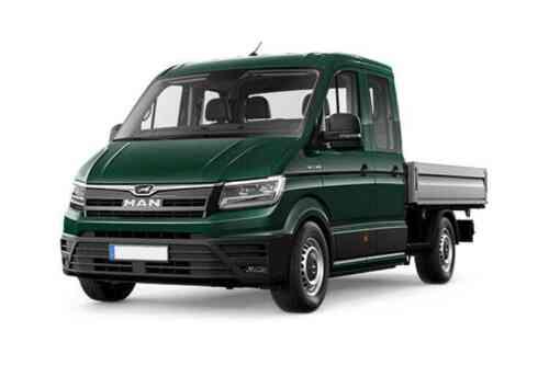 Man Truck And Bus Uk Tge Crew Cab 3  Turbo 4x2f 2.0 Diesel