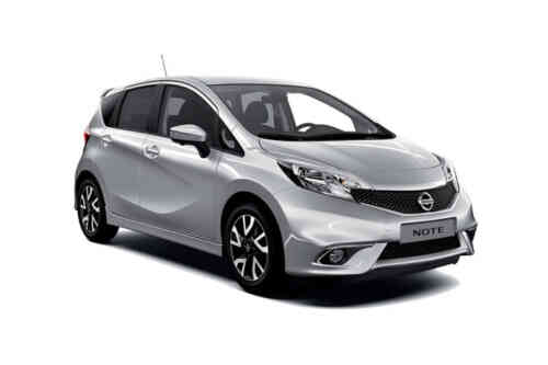 Nissan Note Hatch  Acenta 1.2 Petrol