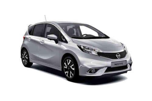 Nissan Note Hatch  Dig-s Acenta Premium Cvt 1.2 Petrol
