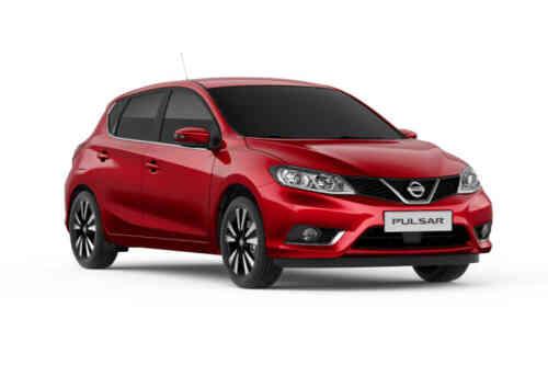 Nissan Pulsar 5 Door Hatch  Dig-t Acenta 1.2 Petrol