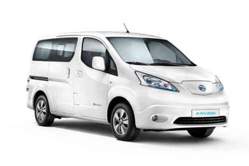 Nissan E-nv200 Combi 109ps Tekna Rapid Plus 5seat  Electric