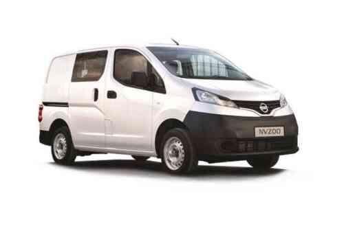 Nissan Nv200 Crew Van Dci Acenta 1.5 Diesel