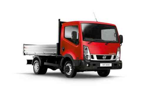 Nissan Nt400 Cabstar Mwb Double Cab Dropside 33  5.1 Diesel