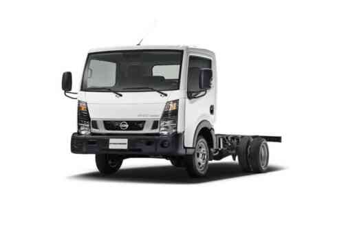Nissan Nt400 Cabstar Mwb High Payload Chassis 33  5.1 Diesel