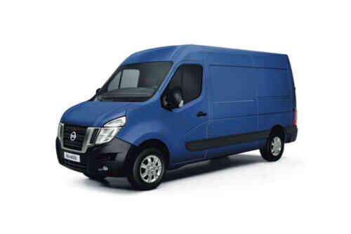 Nissan Nv400 Van F33 L1h1 Dci Se  2.3 Diesel