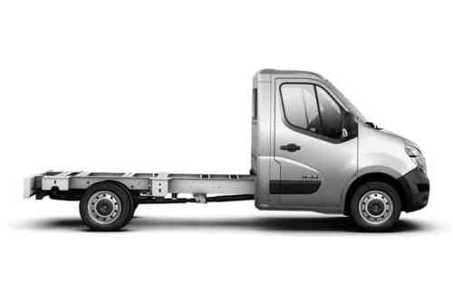 Nissan Nv400 Chassis Cab R35 L3 Dci Se Trw  2.3 Diesel
