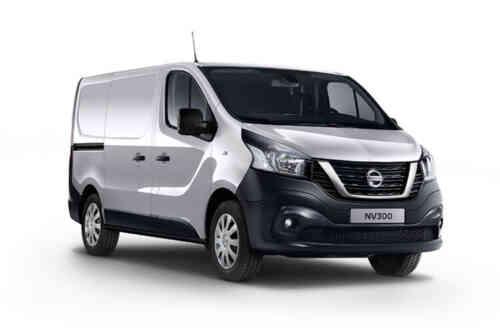 Nissan Nv300 Platform Cab L2h1 T  2.9 Diesel