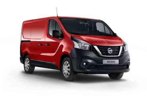 Nissan Nv300 Van L2h2 T  2.9 Diesel