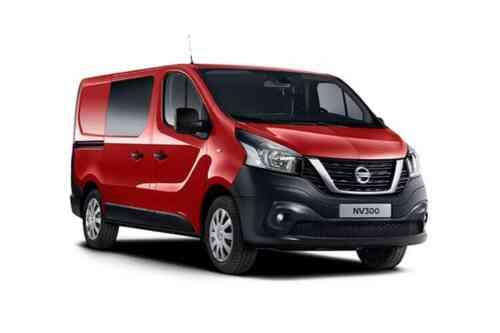 Nissan Nv300 Crew Van L1h1 T  2.9 Diesel