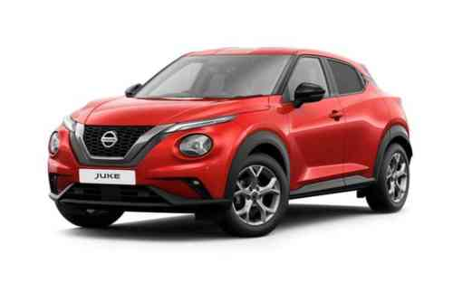 Nissan Juke Hatch  Acenta 1.6 Petrol