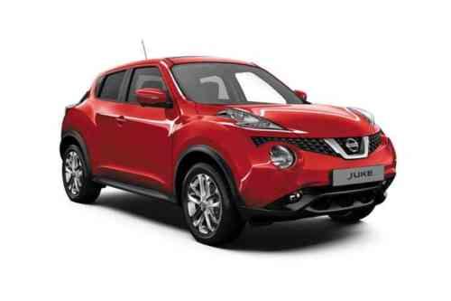 Nissan Juke Hatch  Tekna Xtronic 1.6 Petrol