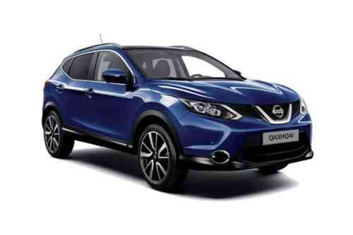 Nissan Qashqai  Dig-t N-connecta Glass Roof 1.3 Petrol