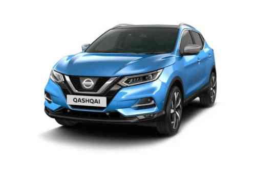 Nissan Qashqai  Dig-t N-connecta 1.3 Petrol