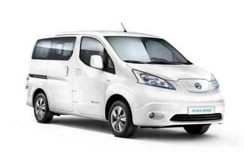 Nissan E-nv200 Combi 109ps Visia 5seat 50kwch  Electric