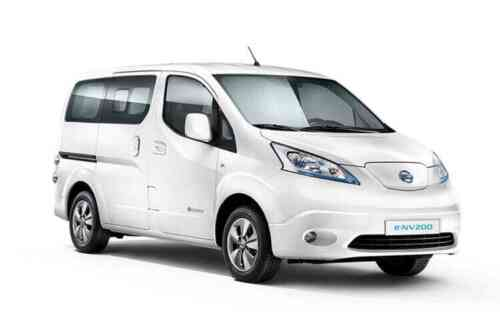 Nissan E-nv200 Combi 109ps Visia 7seat 50kwch  Electric