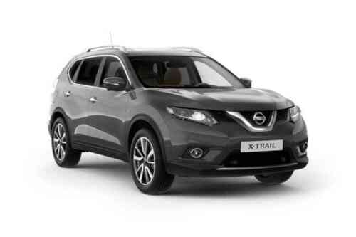 Nissan X-trail  Dig-t Acenta Premium Xtronic 1.3 Petrol