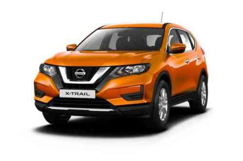 Nissan X-trail Dci Visia Smart Vision Pack 1.7 Diesel